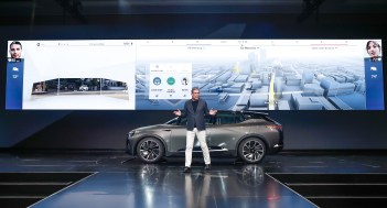 BYTON electric intelligent SUV makes global debut at CES (12)