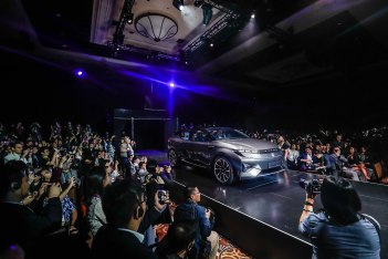 BYTON electric intelligent SUV makes global debut at CES (7)