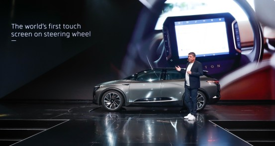 BYTON electric intelligent SUV makes global debut at CES (9)