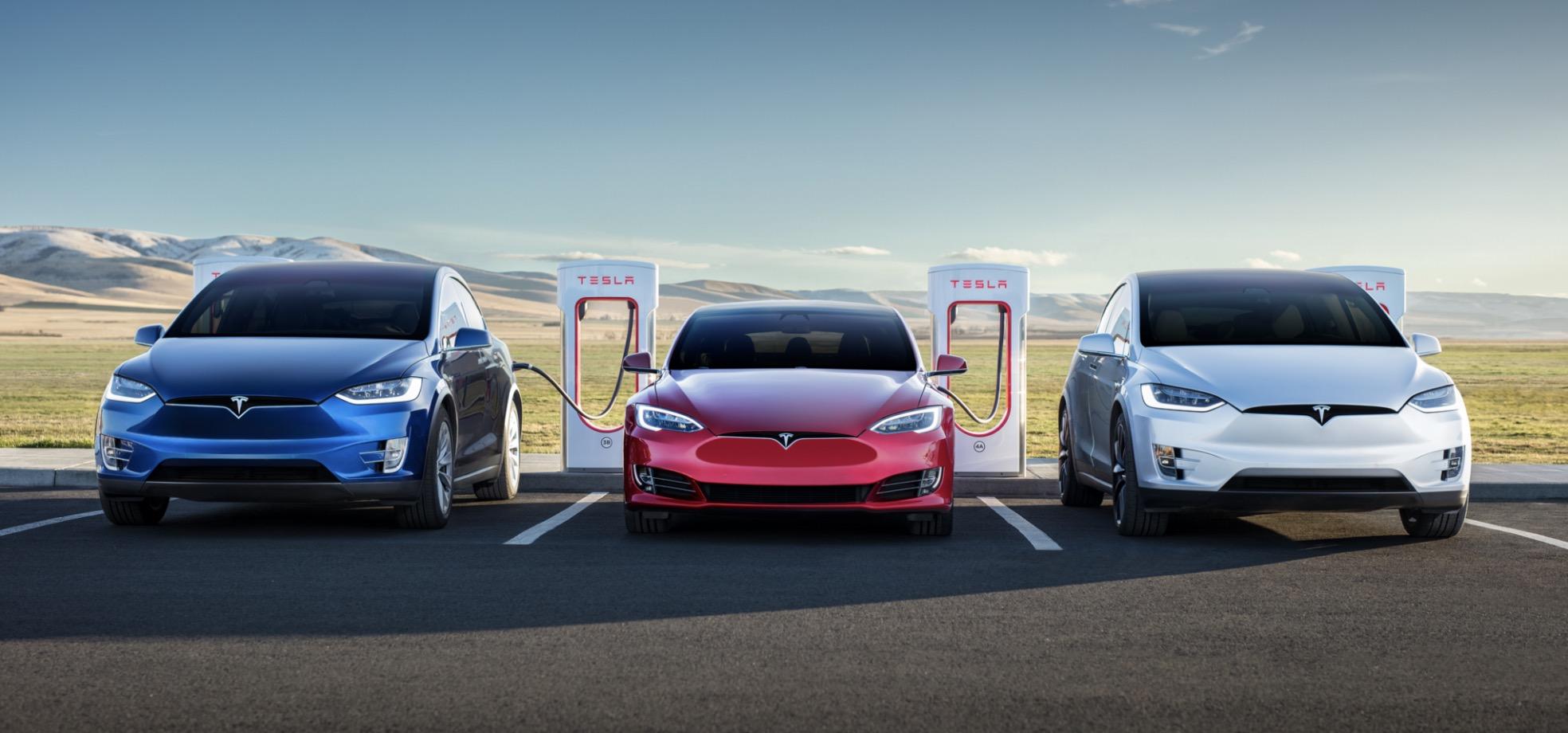 Tesla Confirms Having Produced Its 300000th Electric Car