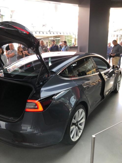 Tesla Model 3 century city 1