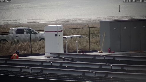 Tesla powerpack SpaceX 2