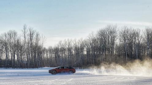FF91 winter testing 3