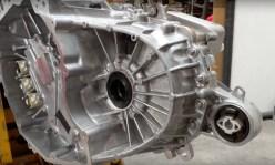 Model 3 Drive unit bare