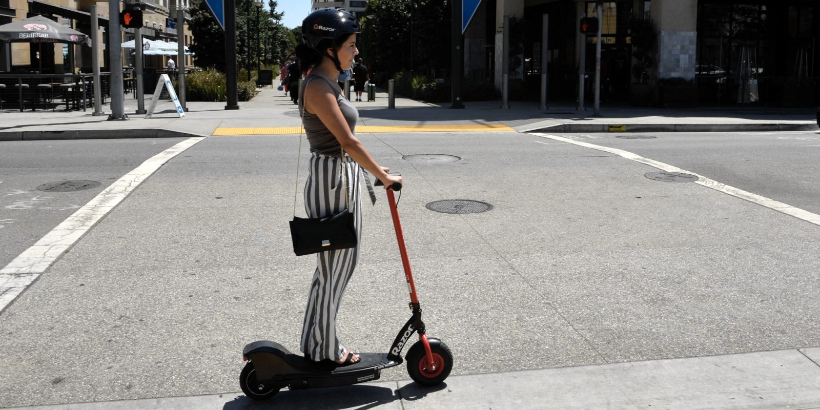 Wheel Chair Rentals Razor Joins The Wave Of Electric Scooter Rentals Becoming