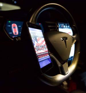 Tesla autopilot buddy 2