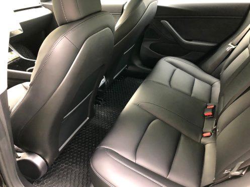 Tesla model 3 accessories floormat