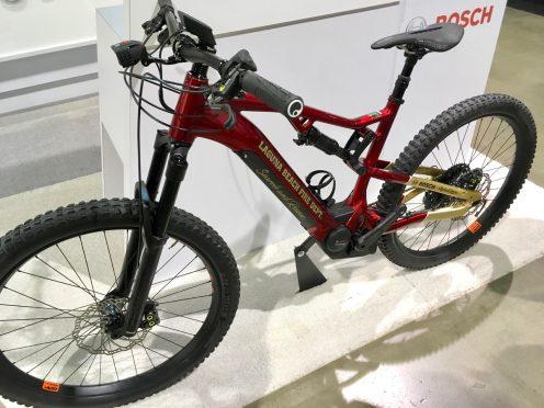 laguna fire dept bike - 2