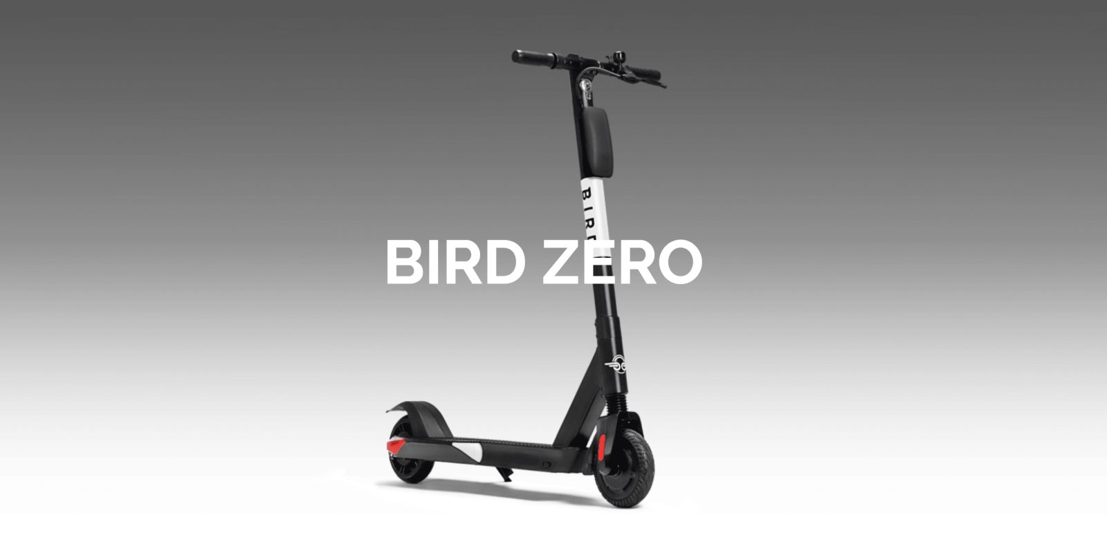 bird unveils custom new electric scooter and all day rentals with delivery [ 1600 x 800 Pixel ]