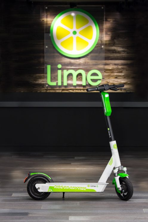 Lime-S Gen 3 Scooter