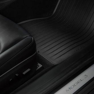 Tesla Model 3 All Weather Interior Mats 3