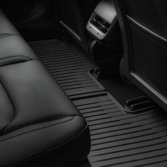 Tesla Model 3 All Weather Interior Mats 4