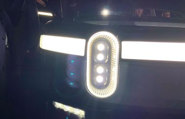 Rivian R1T headlight 2
