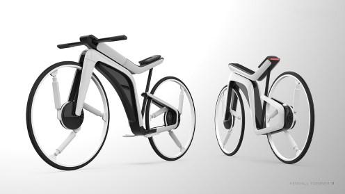 tesle electric bicycle designs 4