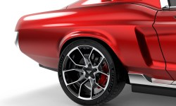 aviar motors electric mustang 3