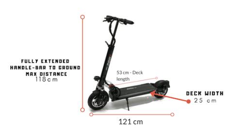 voro motors emove scooter
