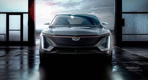 Cadillac furthered its recent product blitz today with the revea