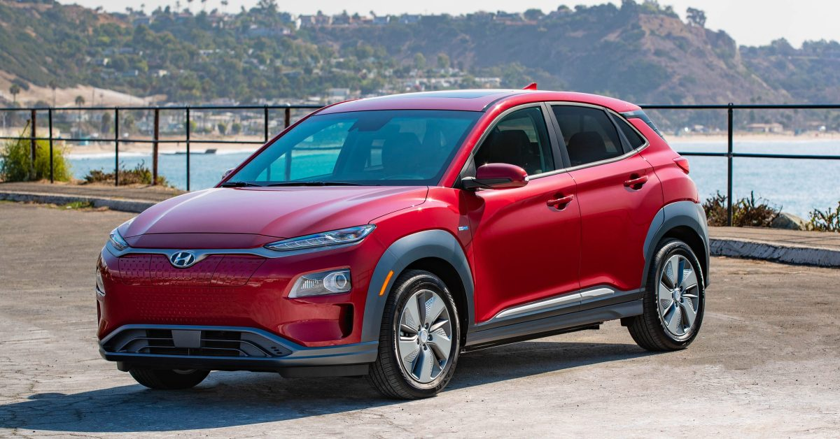 Hyundai announces Kona, Ioniq, and Bus battery replacements - Electrek
