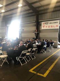 Tesla Semi prototype TCI 2