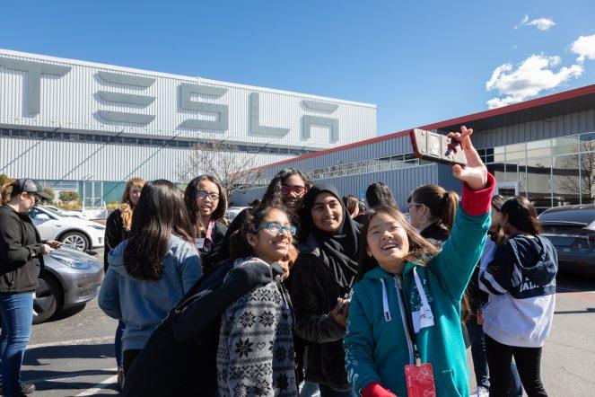 Tesla Fremont Factory - 4