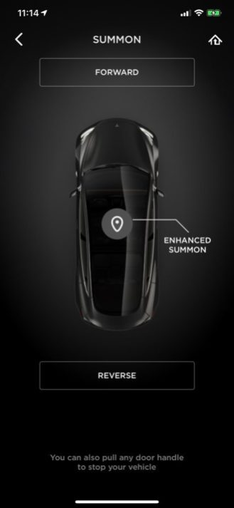 Tesla Enhanced Summon 4