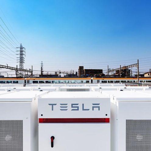 Tesla Osaka powerpack 2
