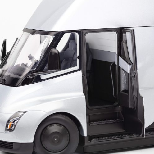 Tesla Semi diecast 4