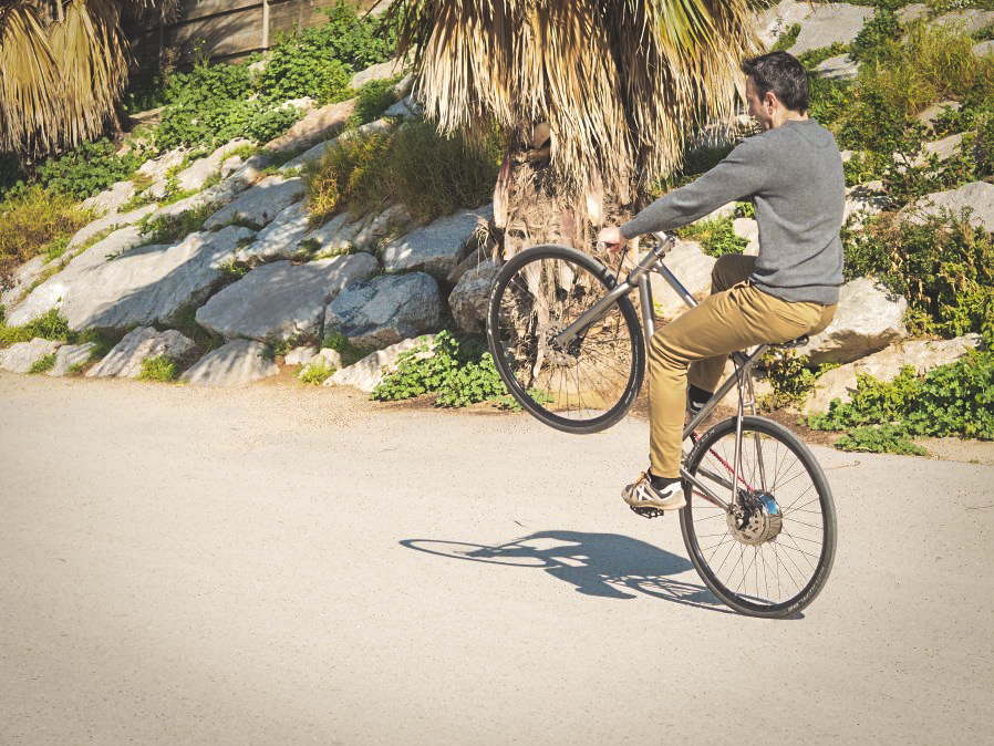 NUA electrica electric bicycle