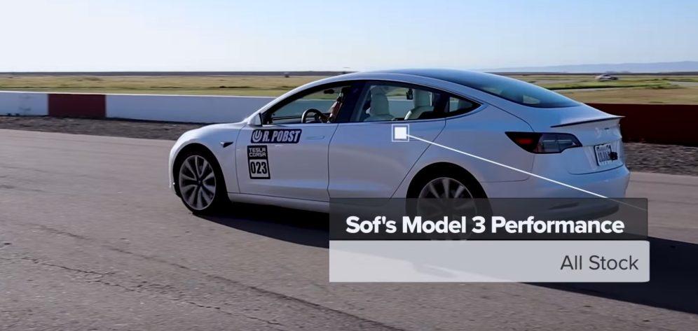 Tesla Model 3 Performance UP 1