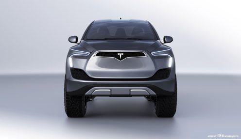 Tesla pickup truck 9