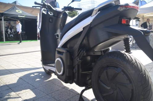 Silence scooters s01