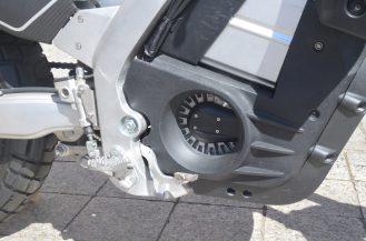 pursang bigbore electric motorycycle