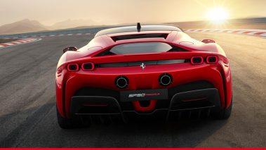 Ferrari SF90 Stradale 4