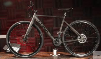 luna fixed electric bike