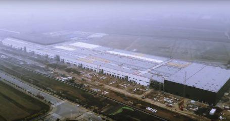 Tesla Gigafactory 3 update 4