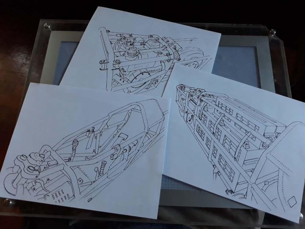 drawings shea