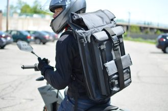 Mission Workshop Bag on Zero FXS