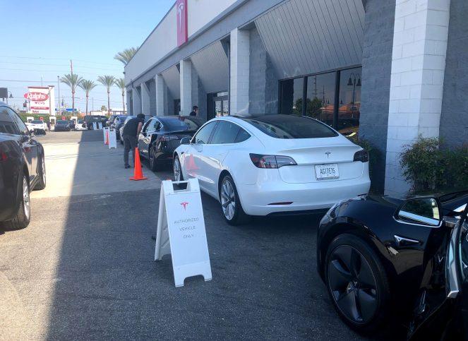 Tesla deliveries Q2 2019 2
