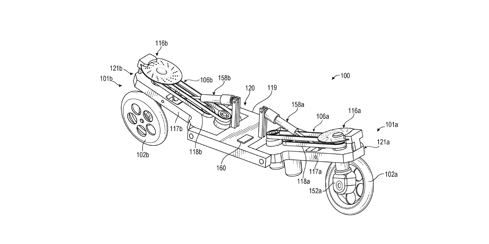 hight resolution of wait why is facebook patenting a robotic electric motorcycle