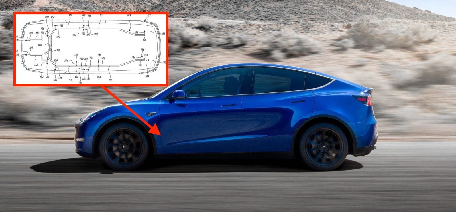 tesla reveals revolutionary new wiring architecture to help robots build upcoming cars like model y [ 1600 x 743 Pixel ]
