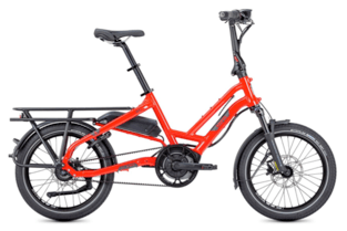 Tern HSD electric cargo bike