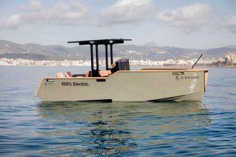 z shore eelex 8000 electric boat 1