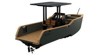 z shore eelex 8000 electric boat 4