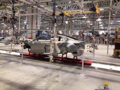 Tesla Gigafactory 3 leaked image 4