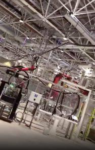 Tesla Gigafactory 3 leaked image 6