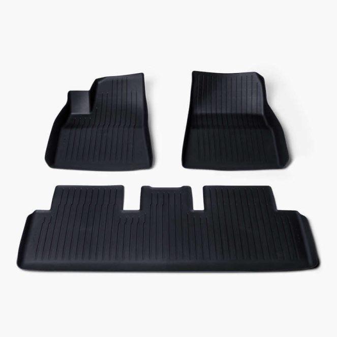 Tesla Model 3 floormats 2