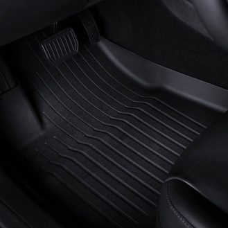Tesla Model 3 floormats 3
