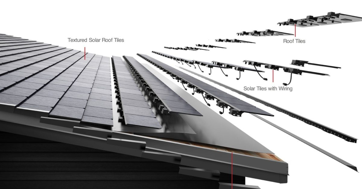 Tesla drops claim that solar roof tiles are '3x stronger than standard tiles'