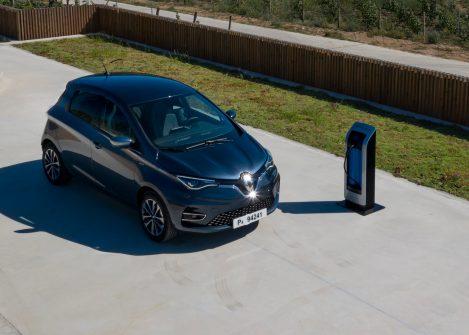 Renault Zoe test drive