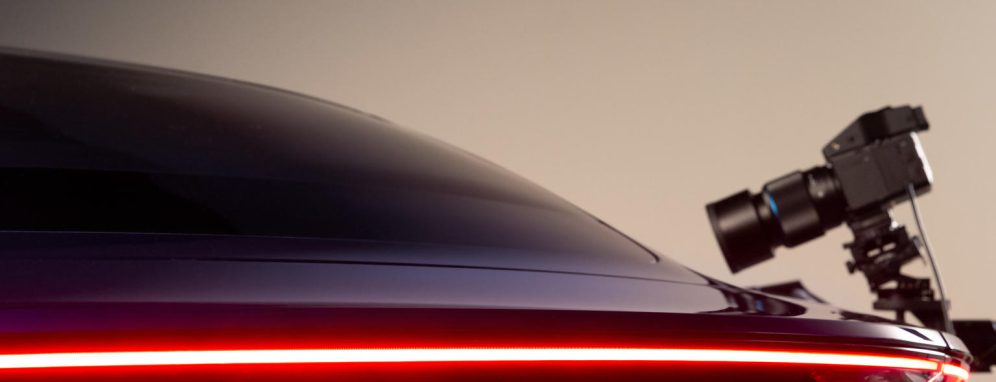 Porsche Taycan teaser 1